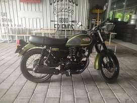 Dijual motor kawasaki W175
