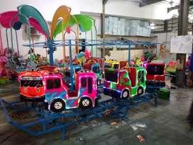 asli pabrik resmi kereta panggung AF Mini coaster