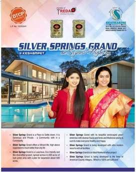 DTCP & HMDA Approved Layouts @ Keshampet,Balanagar,Shadnagar,Thimmapur