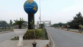 A Good Option For Sale Is The Residential Plot Available In Lahore Mot