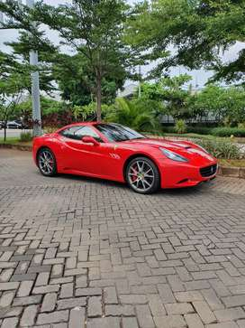 Ferrari California 2009 km 6 rb antik