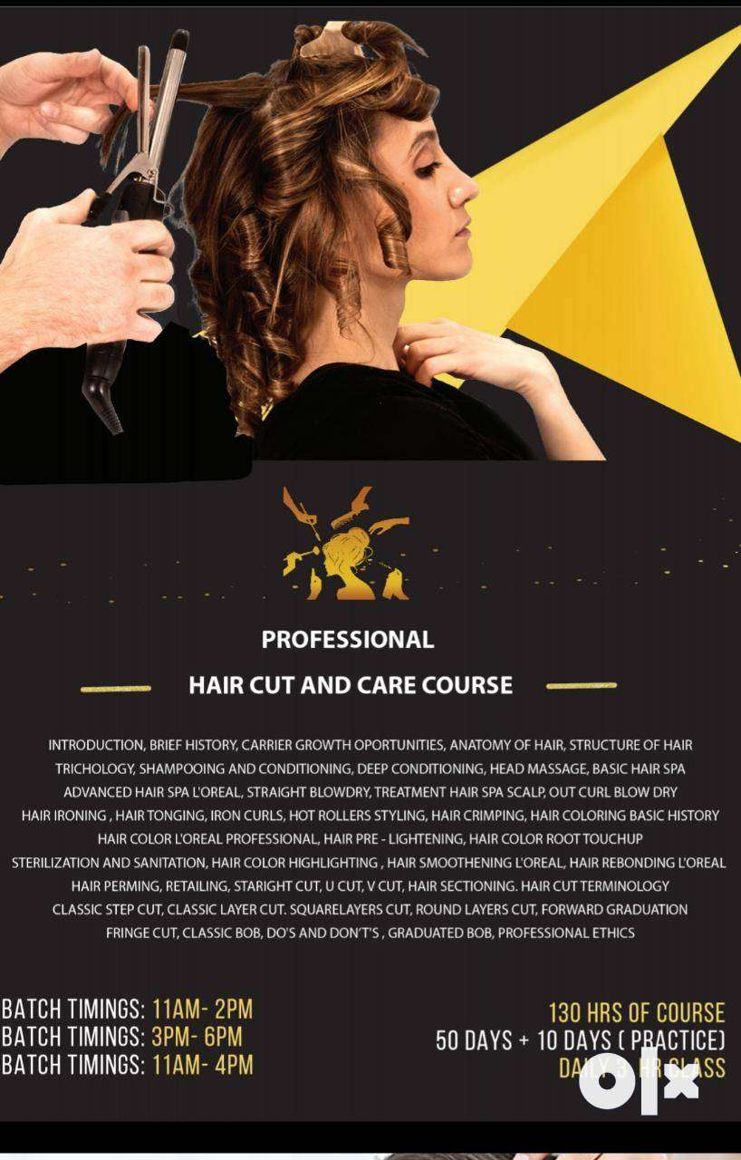 Professional Cosmetology Course