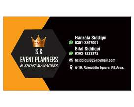 SK EVENT PLANNERS