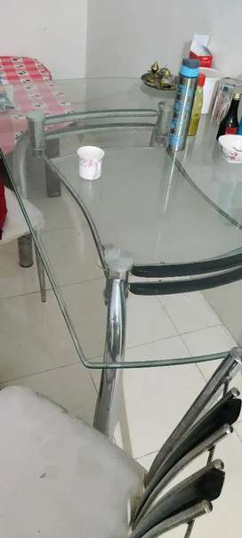 Dinner set with 2 chair