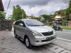 Toyota kijang Innova G 2.0 bensin Manual th 2004 Good condition
