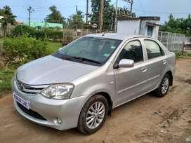 Toyota Etios VD, 2012, Diesel