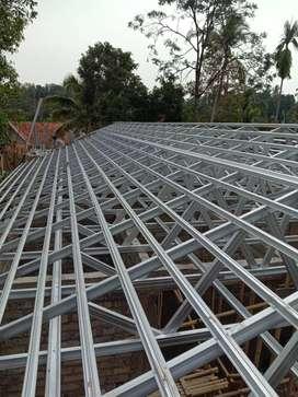 Jasa pasang atap baja ringan harga bersaing dan terjangkau berkualitas