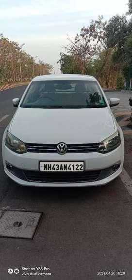 Volkswagen Vento 2012 Diesel 64000 Km Driven