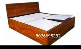 New double bed box