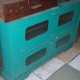 Oven Gas 2 pintu Besar Untuk Kue roti Pemanggang