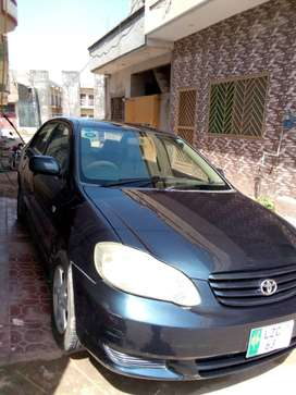 toyota corolla SE saloon 2005 in excellent conditionfor sale