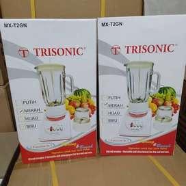 Blender Kaca Trisonic 2in1 / Blender