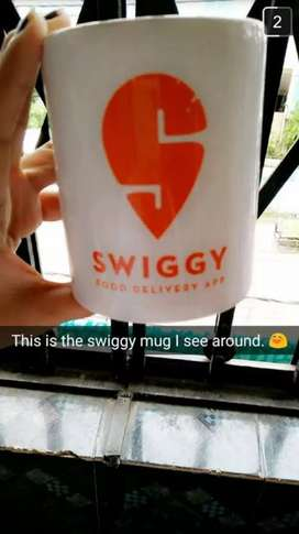 Swiggy urgent hiring delivery boys for full-time & part-time