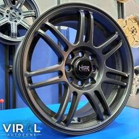 Kredit Velg Dan Ban Mobil Ring 15 Lubang 4 Design Original Hsr R15