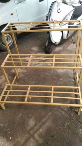 planter stand , Made with GI Pipe..very strong..