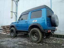 Suzuki katana stel ganteng