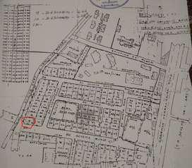 7.7 cent corner plot for sale - SNR Nagar, Udumalpet