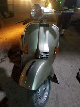 Vespa Sprint Scooter 1983 Model