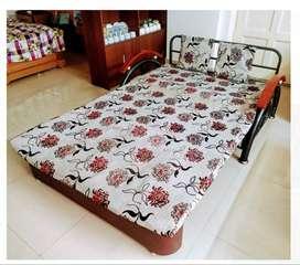 Excellent condition of SOFA CUM BED