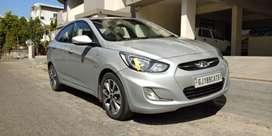Hyundai Verna Fluidic 1.6 CRDi SX, 2014, Diesel
