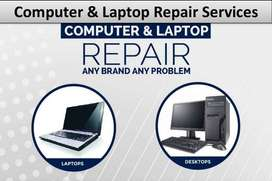 Desktops & Laptops Repair & Service