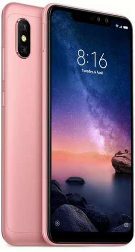 Redmi note 6 pro.. 7000 only