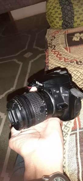 Camera Nikon d3400