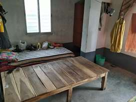 Bed available in sharing room