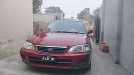 Honda City 2002 Model Good Condition File Clear Ok and Token paid