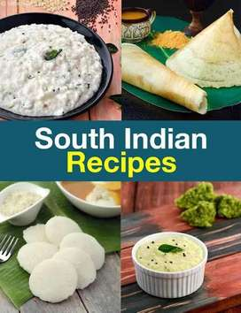 Cook required for south indian food like idli dosa