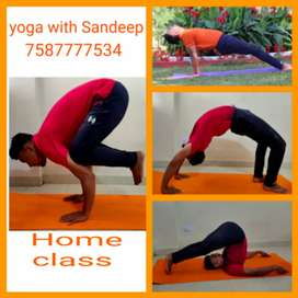 Yoga with Sandeep