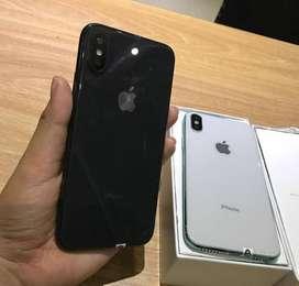 apple  i  phone  x  256  gb