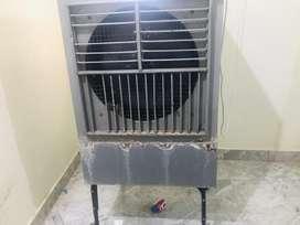 Cooler feel like AC