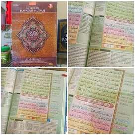 Al Qur'an Hafalan Terjemah Al Hufaz Ukuran Besar