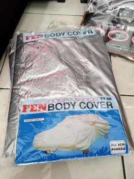 Bodycover silver avanza xenia readystock
