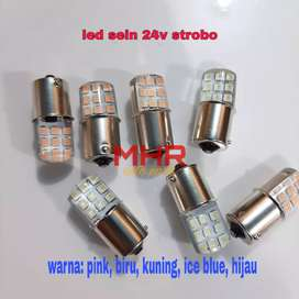 Lampu sen led strob00 MHR Autopart u/ mobil