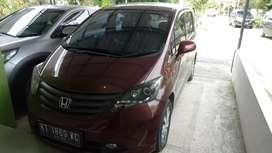 Honda freed maroon