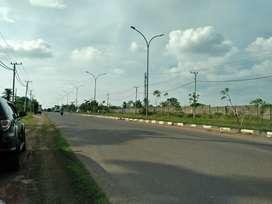 Dijual Tanah Strategis 4 Ha di Jl. Nurdin Panji, Palembang, Sumsel