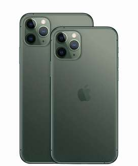 Brand New iPhone 11 pro 256 GB GREEN