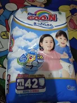 Dijual pampers merk Goon
