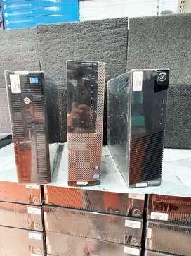NamoTech-Cpu i3/4gb/500gb-Dell Hp Lenovo