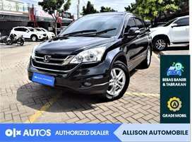 [OLX Autos] Honda CRV 2011 2.4 AT CKD Bensin Hitam #Allison