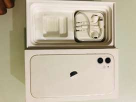 Apple Iphone 11 unused earphone If anyone Interested text me .