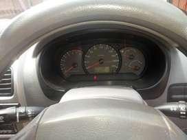 Jual Hyundai Avega Type GL Th.2008 warna silver pajak telat januari'20