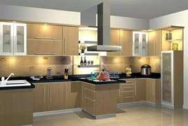 (Spesialis interor) promo murmer kitchen set untuk dapur anda