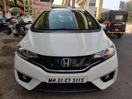 Honda Jazz V CVT i-vtec, 2017, Petrol