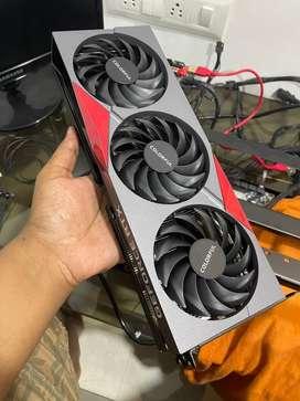 Nvidia RTX 3070 Ti Colourful