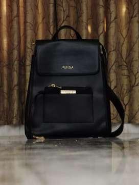 CARVELA Kurt Geiger - Women's backpack - FAUX leather