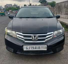 Honda City 1.5 S MT, 2012, Petrol