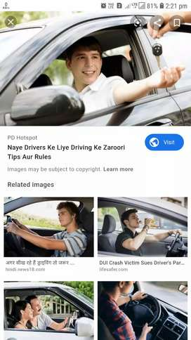 Want full time driver for ola uber